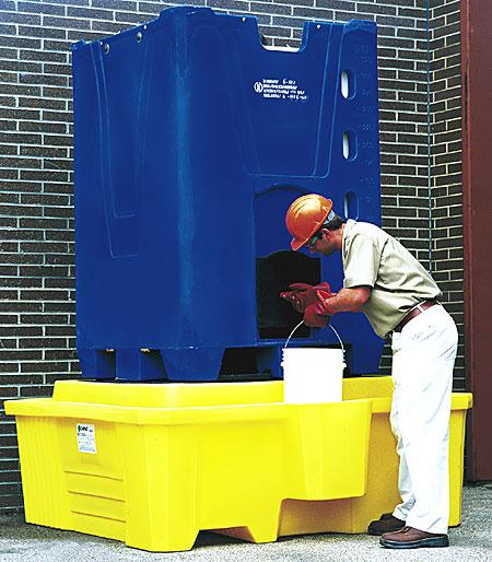 ENPAC IBC 2000i™ Spill Containment Unit